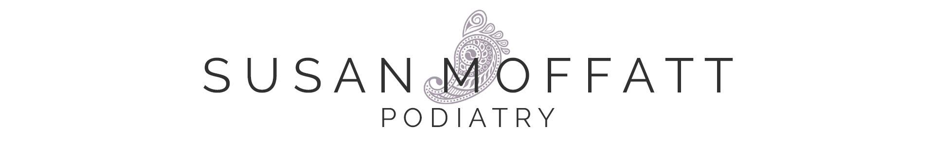 Susan Moffatt Podiatry Logo